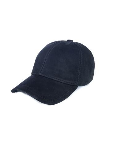 Silk and Cashmere &More Infinity Süet Şapka Siyah
